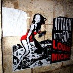 Attack of the 50ft Louise Michel