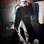 Victor Hugo Mange du zombie